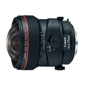 TS-E 17mm Tilt Shift Lens